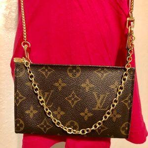 ❤️Authentic Louis Vuitton Bucket PM Pouch